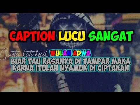 Quotes Lucu|Caption Lucu Terbaru 2019