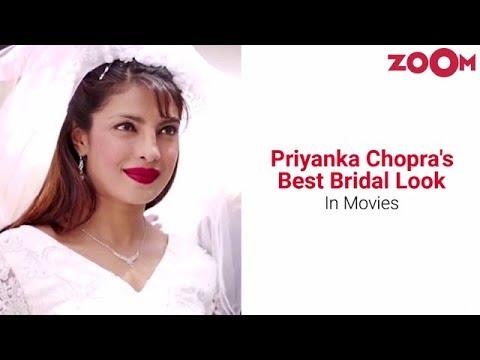 Priyanka Chopra's best bridal looks over the years | Priyanka - Nick Wedding