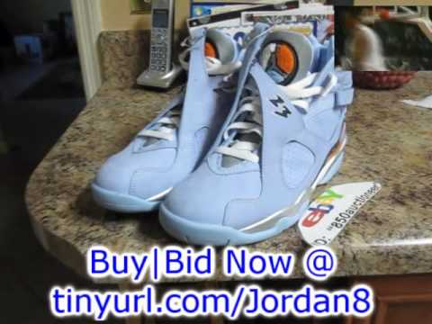 27c56878eddc44 NIKE AIR JORDAN RETRO 8 VIII FOR SALE AUCTION ON EBAY BUGS BUNNY ...
