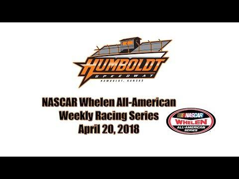 April 20 Humboldt Speedway Feature Races