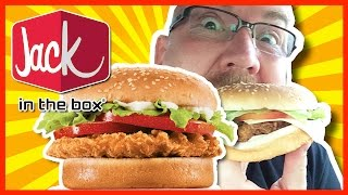 Jack in the Box Spicy Chicken Sandwich and Fry Review