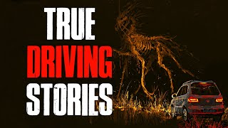 Creepy Driving Stories