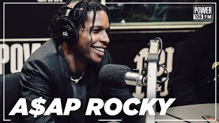 A$AP Rocky on Tyler The Creator, New Relationship & The Injured Generation Tour