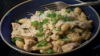 Spicy Chicken And Pasta In A Butter Garlic Sauce - E139