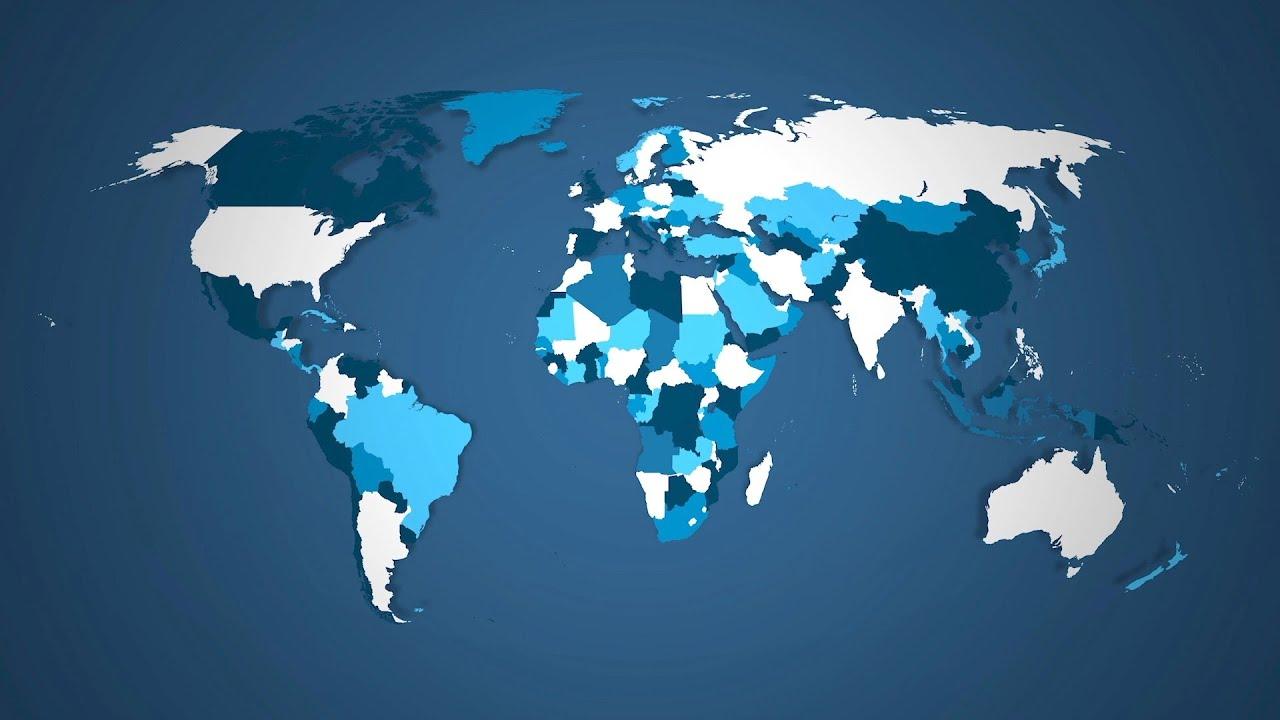 مين اللي مقسم دول العالم؟ وليه في دول كبيرة ودول صغيرة؟