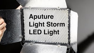 Aputure LS1s LED Light Panel Review(Aputure, a designer of quality and affordable video and photography gear announced their new line of Light Storm LED panels at the NAB show back in April., 2015-07-16T07:39:55.000Z)