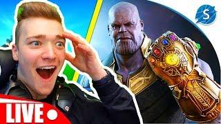 🔴🐼 UUSI SUPER PAHIS FORTNITESSA! - Thanos Avengers PÄÄPAHIS!!! (jätä tykkäys =luvassa yllätys)