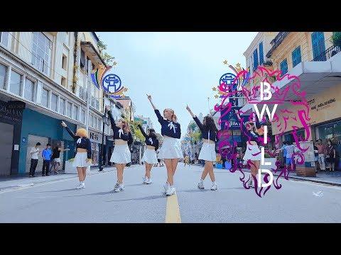 [KPOP IN PUBLIC CHALLENGE] GFRIEND(여자친구) _ Summer Rain(여름비) Dance Cover B-Wild From Vietnam