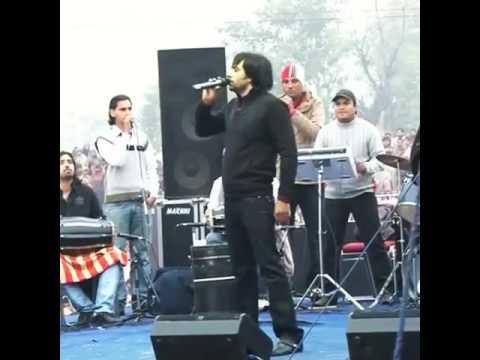 Babbu mann live song ik baba nanak si