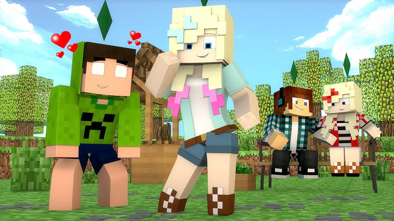 Minecraft Sims Craft Mod