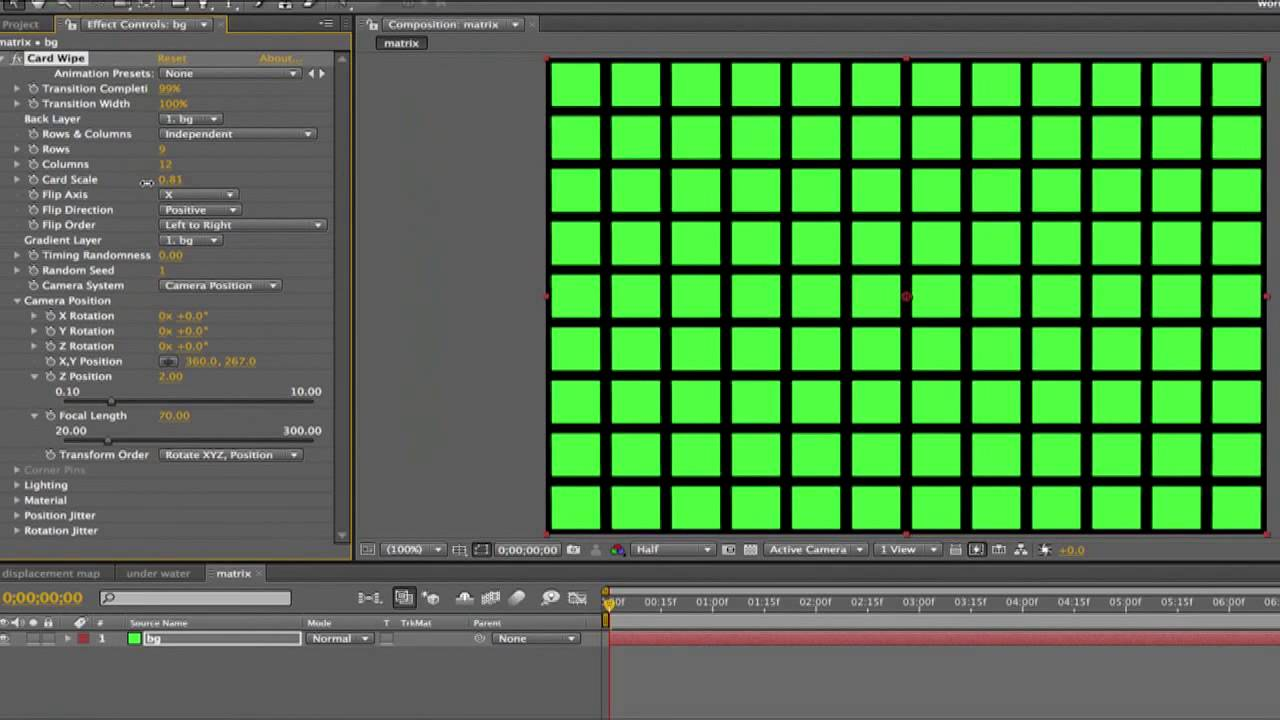 After effects tutorial matrix text tutorial youtube after effects tutorial matrix text tutorial baditri Images
