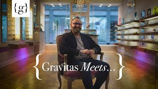 Gravitas Meets... The Oculist