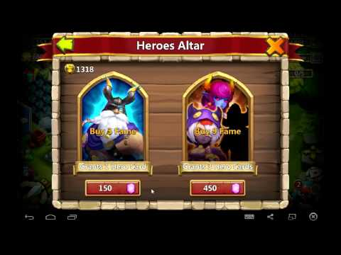 Castle Clash Tips On Rolling Heroes