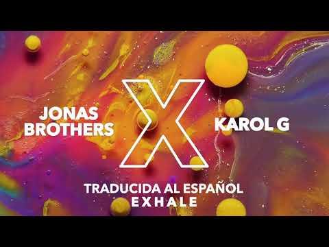 Jonas Brothers - X (feat. Karol G) (Lyric Video) (Traducida al español)