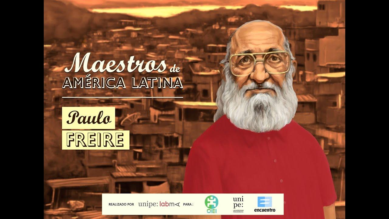Download PAULO FREIRE- Serie Maestros de América Latina
