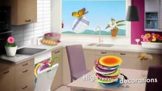 Видеообзор: Тарелки Luminarc Color Vibrance
