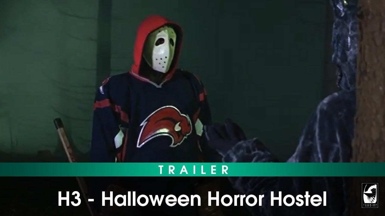 h3 halloween horror hostel youtube