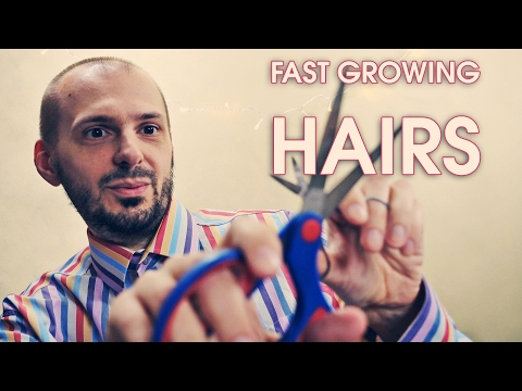 Fast Growing Hairs - ASMR Role Play