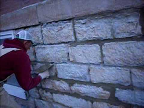 What is Tuckpointing? | Atek Tuckpointing |Tuck Point Mortar Retaining Wall