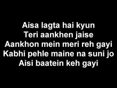 Zack Knight - Ishq Mubarak Lyrics