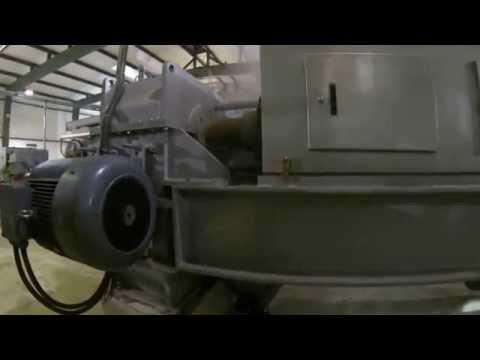 Tac Makina  Twin Screw Fish Press 800 Tons Per Day