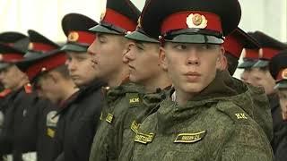 Иркутские кадеты дали присягу