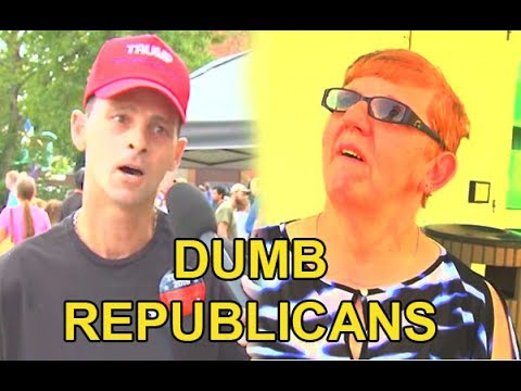 Dumb Republicans Compilation