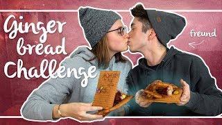 Lebkuchenhaus Challenge mit FREUND!! | JustCaan, Annikazion