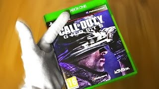This wasn't the worst CoD after all... Call of Duty Ghosts Xbox One Gameplay