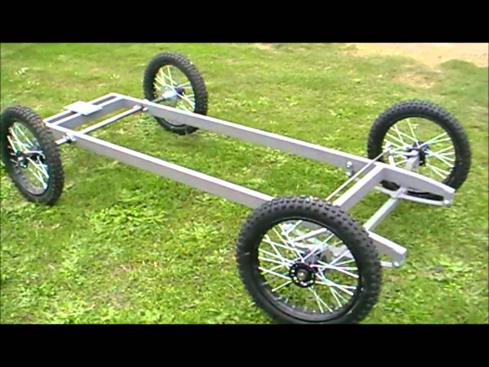 Cyclekart - Part I - YouTube