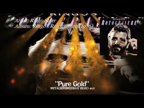 Ringo Starr - Pure Gold (1976) [1080p HD]