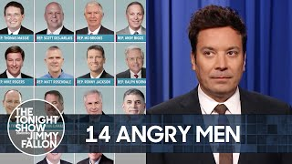 14 Republicans Vote Against Juneteenth Holiday, Jared Kushner Somehow Inks Book Deal | Tonight Show