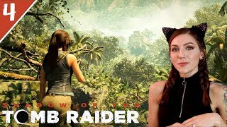 Crocodile Lara | Shadow of the Tomb Raider Pt. 4 | Marz Plays