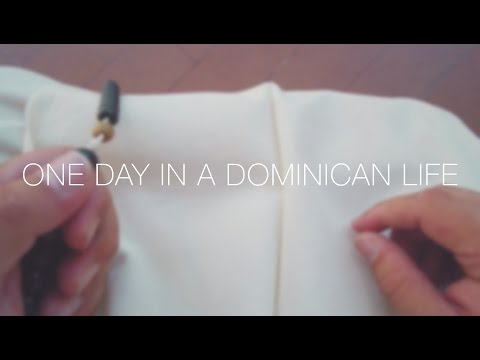One day in a dominican life