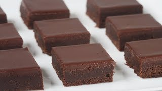 Chocolate Brownies Recipe Demonstration - Joyofbaking.com