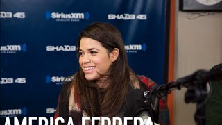 America Ferrera on Golden Globes Mishap, Life Before Fame + Minorities in the Industry