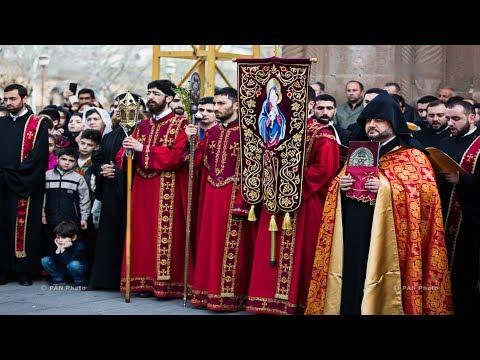 Как встречают и празднуют пасху в Армении?  Все о пасхе в Армении