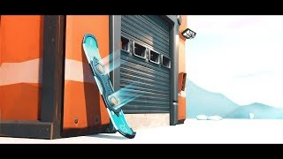 Fortnite - Cinematic Pack #9 Update (Driftboard + MORE)