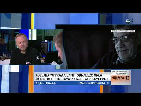 SANTI Odnaleźć Orła | TVN24