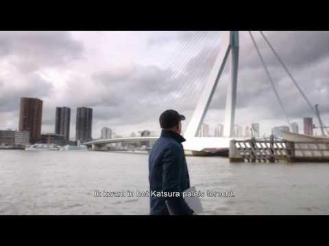 Architect Ben van Berkel vertelt over zijn Erasmusbrug en Surface Book