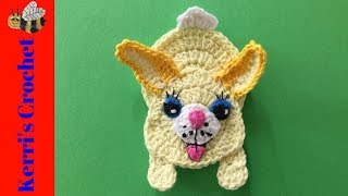 Crochet Little Rabbit Tutorial