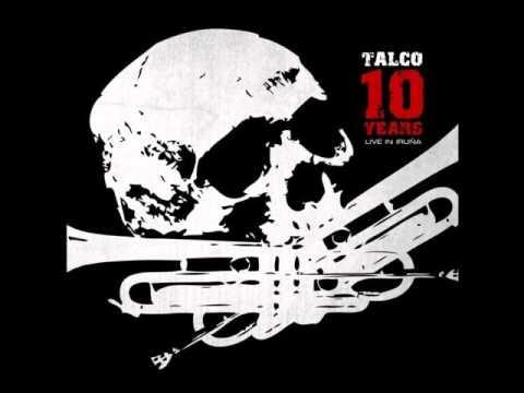Talco - Bella ciao [10 years - Live in Iruña]