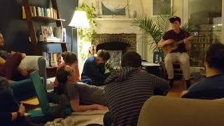 Aerica Lauren Performs at Hobart Haus (4/5)