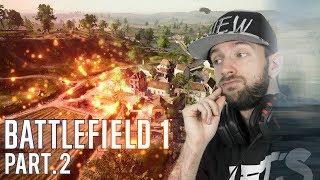 NÁVRAT DO VÁLKY! | Battlefield 1 #02