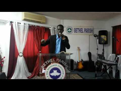 The Power Of New Biginning............by Bro. Abiiba Victor