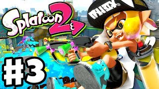 Splatoon 2 - Gameplay Walkthrough Part 3 - Splat Dualies! (Nintendo Switch)