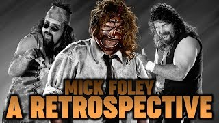 The Captivating Career Of Mick Foley