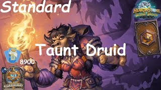 Hearthstone: Master Oakheart Taunt Druid Post-Nerf #20: Witchwood (Bosque das Bruxas) - Standard