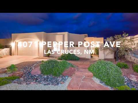 The Smart Living Team Presents: 4071 Pepper Post, Las Cruces
