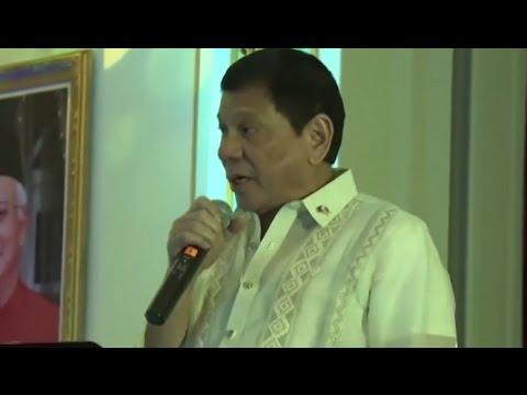 Party time! Philippine leader Duterte, Malaysian PM Najib show off karaoke skills